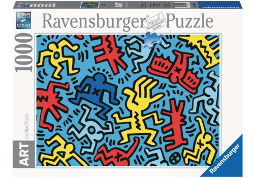 Keith Haring  - Exclusivité - 1000 pièces