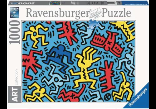 Keith Haring - Exclusiviteit - 1000 stukjes