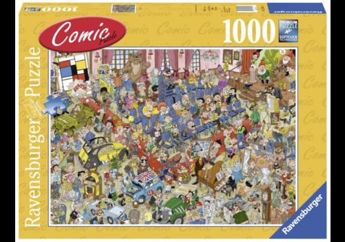 Ravensburger La vente aux enchères  - 1000 pièces