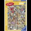 Ravensburger Hollywood - puzzel 1000 stukjes