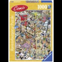 Hollywood - puzzel 1000 stukjes