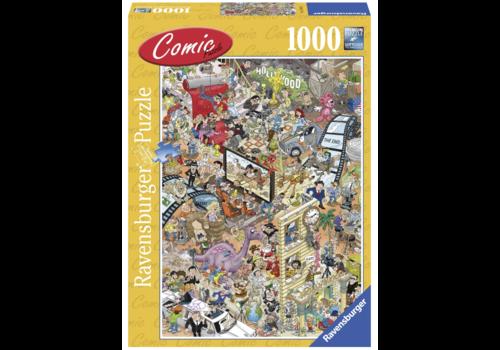 Hollywood - Comic puzzle - 1000 stukjes