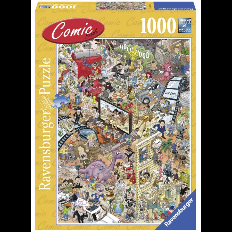Hollywood - puzzel 1000 stukjes-1
