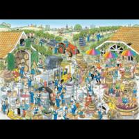 thumb-La Cave à vin  - JvH - 1000 pièces-1