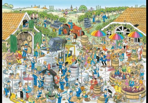 PRE-ORDER: De Wijnmakerij - JvH - 1000 stukjes