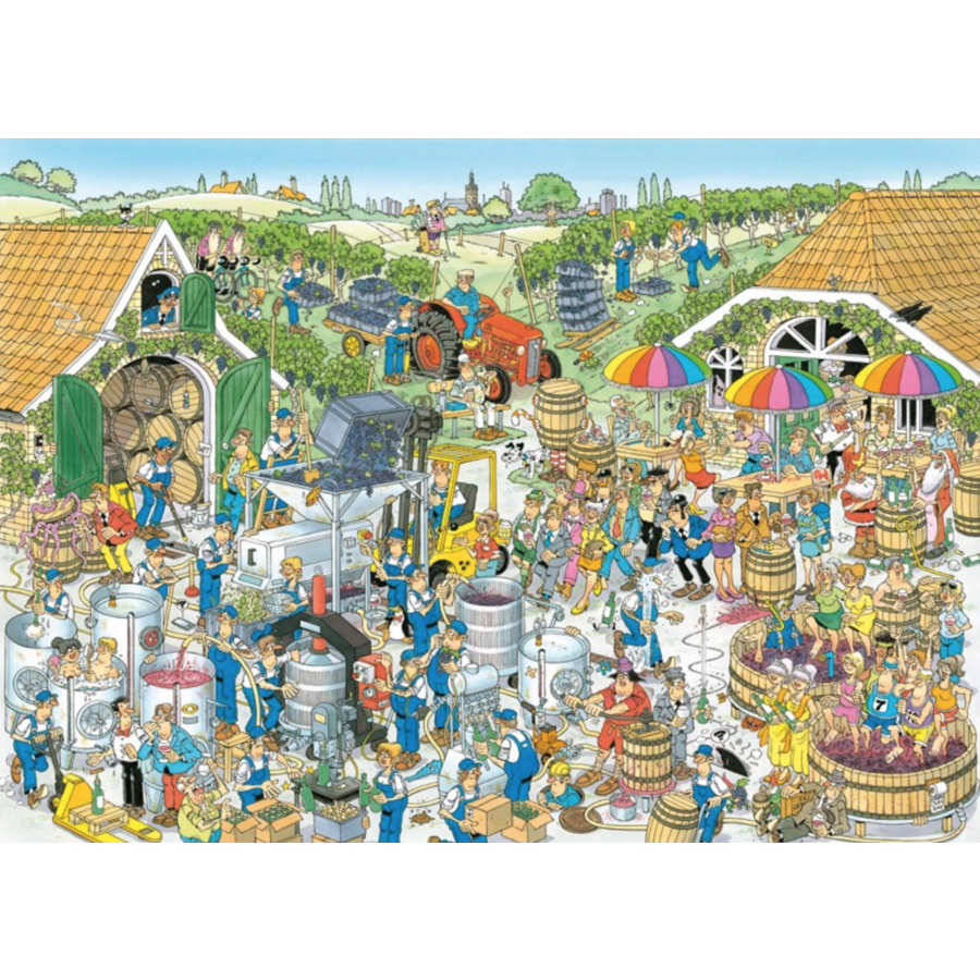 PRE-ORDER: The Winery - JvH - 3000 pieces-2