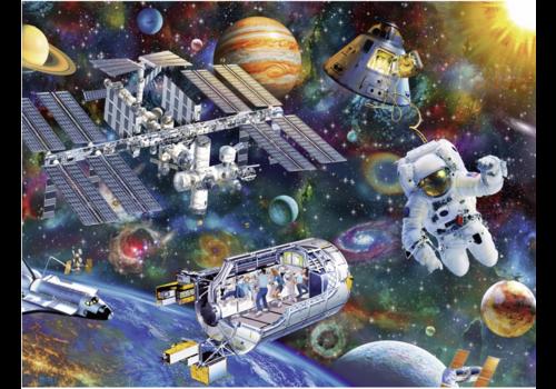 Exploration cosmique - 200 pièces