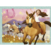 thumb-Spirit: Wild and Free - puzzel van 150 stukjes-2