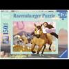 Ravensburger Spirit: Wild and Free - puzzel van 150 stukjes