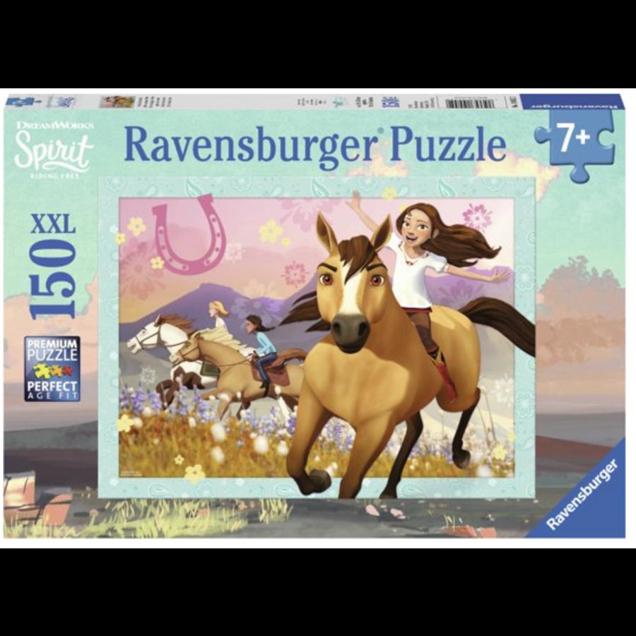 Spirit: Wild and Free - puzzel van 150 stukjes-1