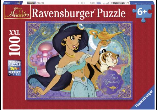 Disney Prinses Jasmine  - 100 stukjes