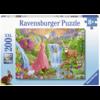 Ravensburger La fée magique - Puzzle de 200 pièces