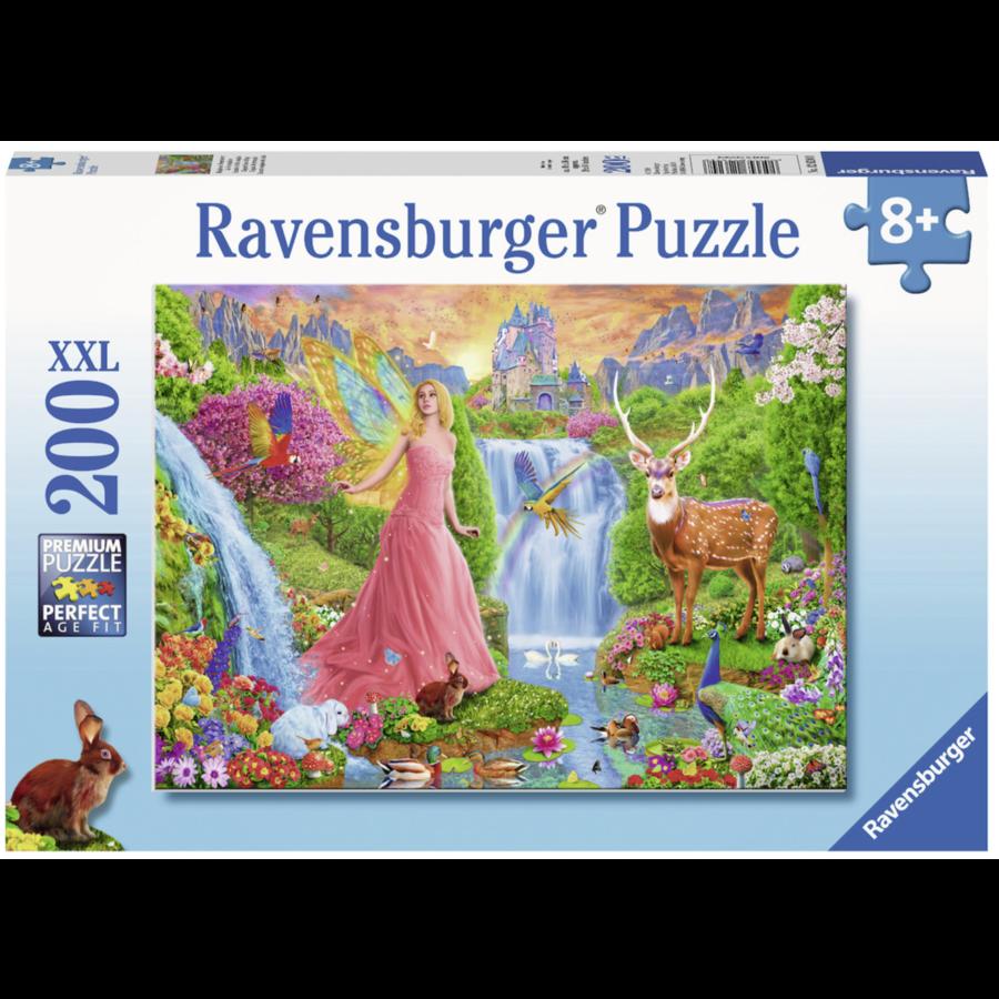 La fée magique - Puzzle de 200 pièces-1
