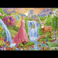 thumb-Magisch Landschap - puzzel van 200 stukjes-2
