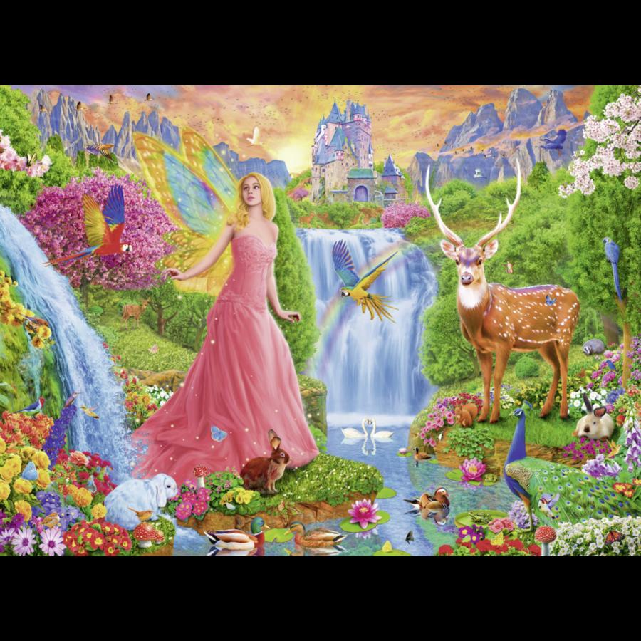 La fée magique - Puzzle de 200 pièces-2