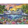 Ravensburger Tropisch paradijs - puzzel van 100 stukjes