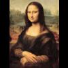 Ravensburger  Mona Lisa - Leonardo da Vinci - 300 XL stukjes