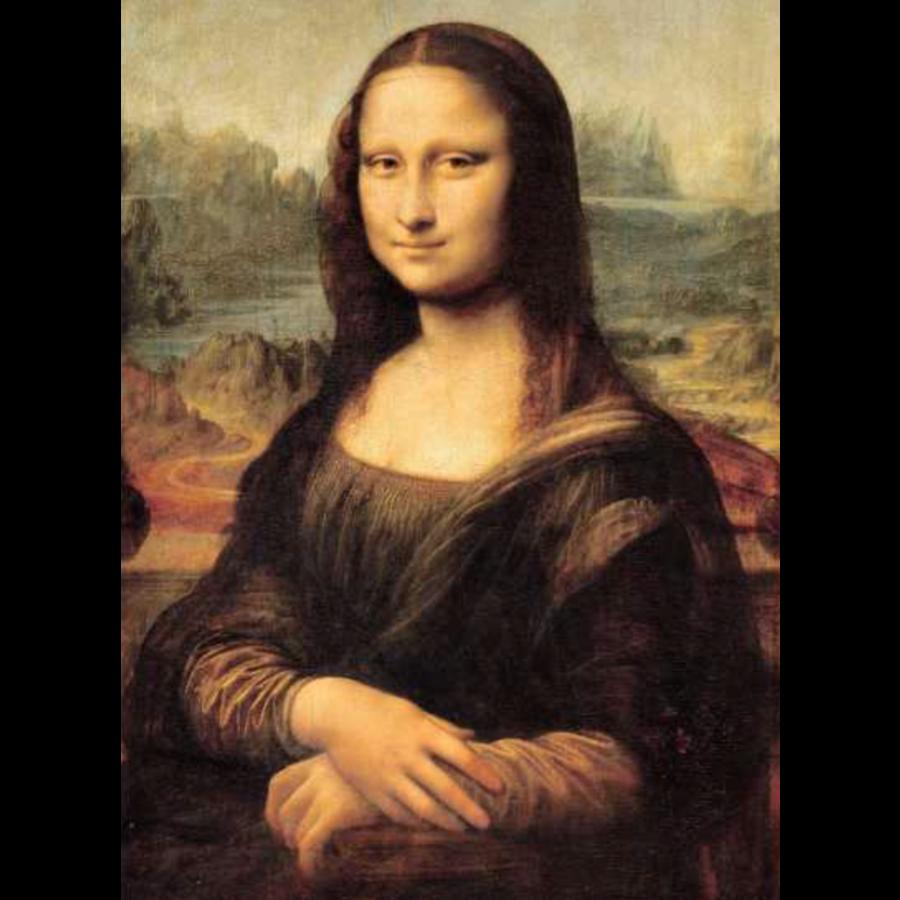 Mona Lisa - Leonardo da Vinci - 300 XL stukjes-1