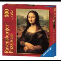 thumb-Mona Lisa - Leonardo da Vinci - 300 XL stukjes-2