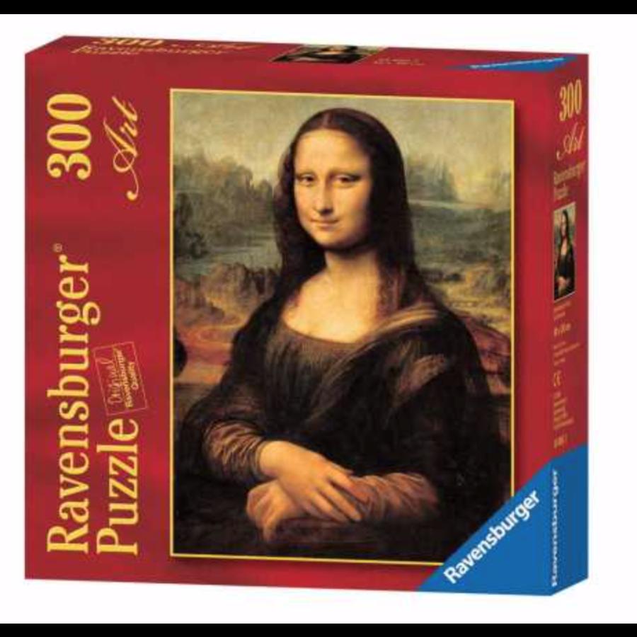 Mona Lisa - Leonardo da Vinci - 300 XL stukjes-2
