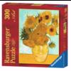 Ravensburger De zonnebloemen - Vincent Van Gogh - 300 XL stukjes