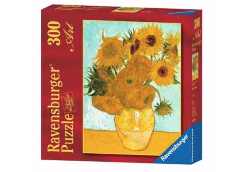 De zonnebloemen - 300 XL stukjes