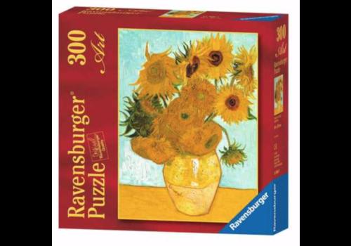 Ravensburger De zonnebloemen - 300 XL stukjes