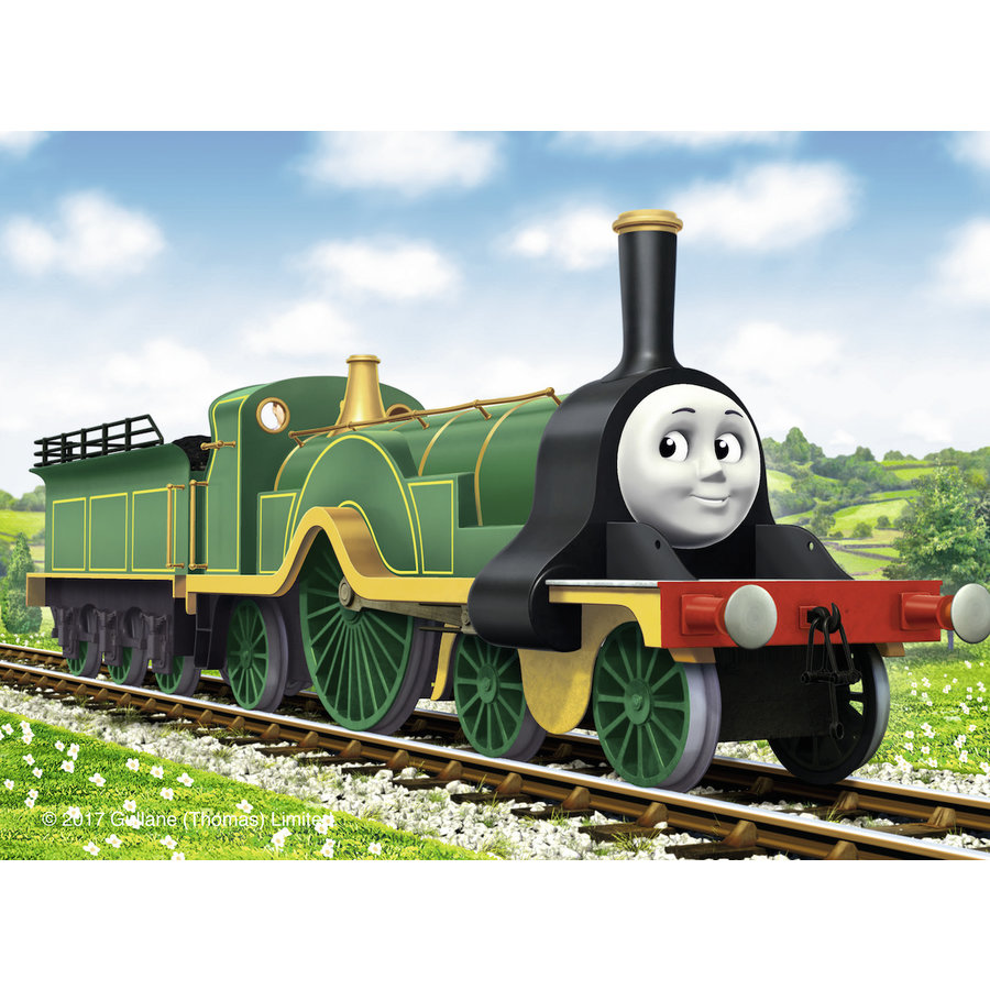 Thomas de trein - Puzzels 2, 3, 4 en 5 stukjes-5