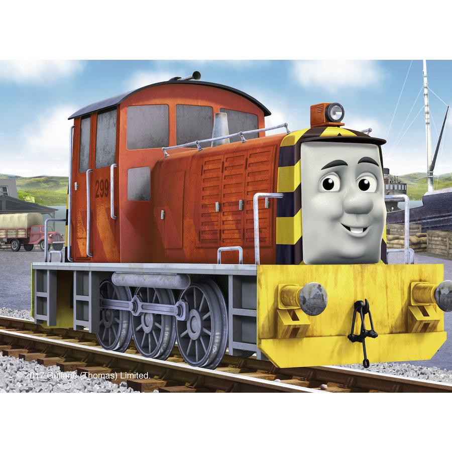 Thomas de trein - Puzzels 2, 3, 4 en 5 stukjes-4