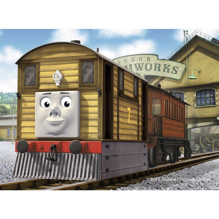 Thomas de trein - Puzzels 2, 3, 4 en 5 stukjes-3