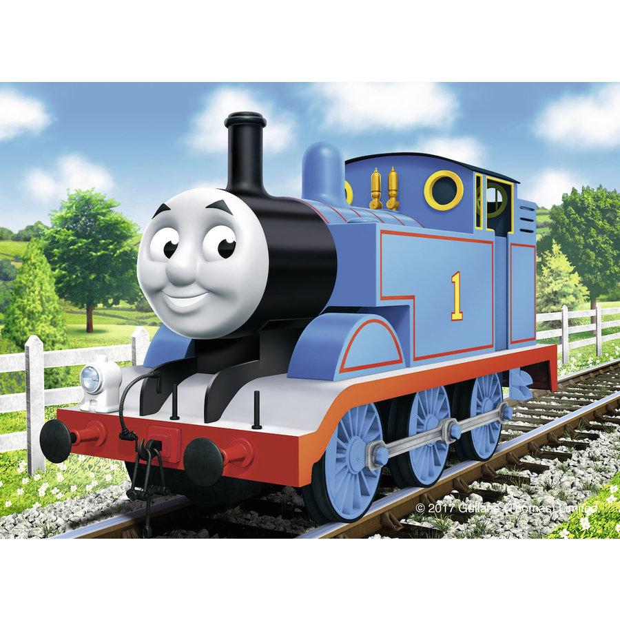 Thomas de trein - Puzzels 2, 3, 4 en 5 stukjes-2