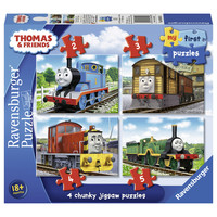 thumb-Thomas and friends - Puzzles 2, 3, 4 and 5 pieces-1