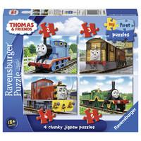 thumb-Thomas de trein - Puzzels 2, 3, 4 en 5 stukjes-1