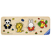 Ravensburger Miffy in the zoo - 4 pieces