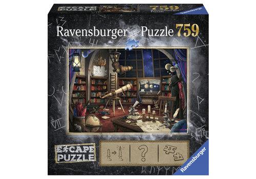 Escape Puzzel 1: De sterrenwacht - 759 stukjes