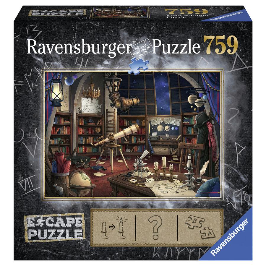 Escape Puzzel 1: De sterrenwacht - 759 stukjes-1