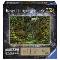 Escape Puzzle 2: Le temple Ankor Wat  - 759 pièces