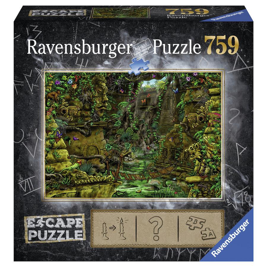 Escape Puzzle 2: Le temple Ankor Wat  - 759 pièces-1