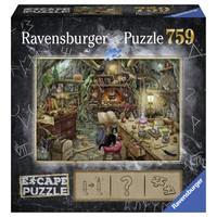 Escape Puzzle 3: The witch's kitchen - 759 pieces