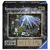 Ravensburger Escape Puzzel 4: De onderzeeër - 759 stukjes