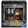 Ravensburger Escape Puzzle 5: Dragon Laboratory - 759 pieces