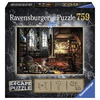 thumb-Escape Puzzel 5: Draken laboratorium - 759 stukjes-1