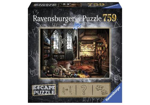 Escape Puzzel 5: Draken laboratorium - 759 stukjes