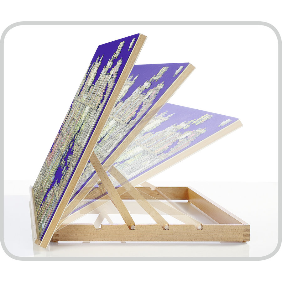 Ergonomic Puzzle board - for puzzles up to 1000 pieces-2