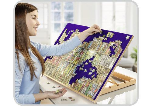 Ergonomisch puzzelbord - voor puzzels tot 1000 stukjes