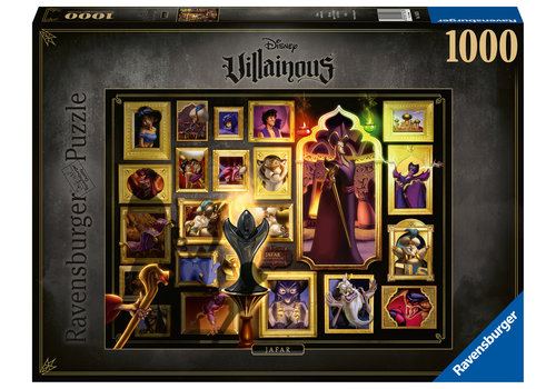 Villainous  Jafar  - 1000 pieces