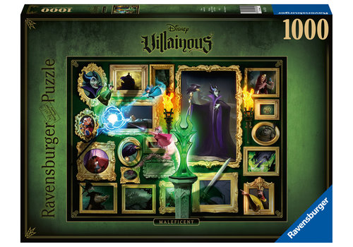 Villainous  Maleficent - 1000 stukjes