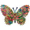 SUNSOUT Butterfly Menagerie  - jigsaw puzzle of 1000 pieces