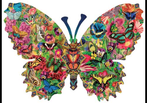 Vlinder Menagerie - 1000 stukjes