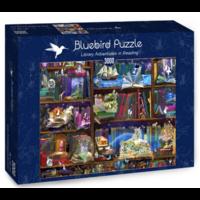 thumb-Bibliotheek avonturen - puzzel van 3000 stukjes-2